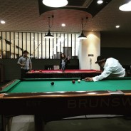 HDA billiards + Boeing tournament ! !